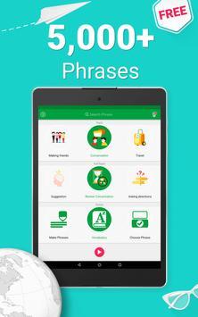 Learn English - 5000 Phrases screenshot 16