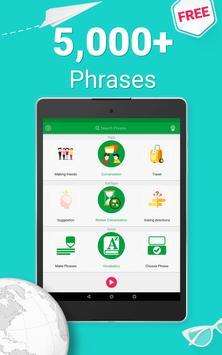 Learn German - 5000 Phrases screenshot 16