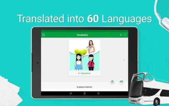 Learn Italian - 5000 Phrases apk screenshot