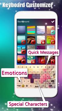 Fun Emoji Keyboard Customizer apk screenshot
