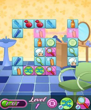 Beauty Salon Matching Game screenshot 5
