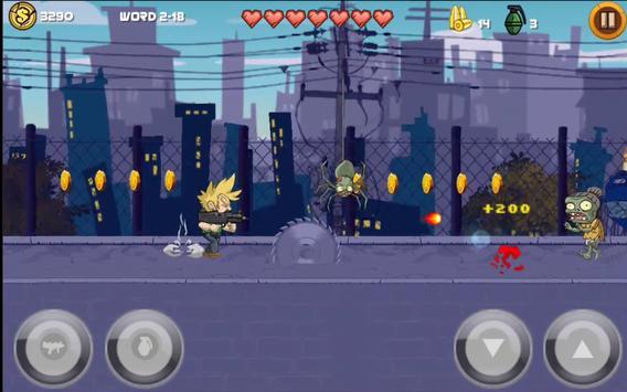 Zombie City apk screenshot
