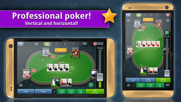 JM Poker apk screenshot
