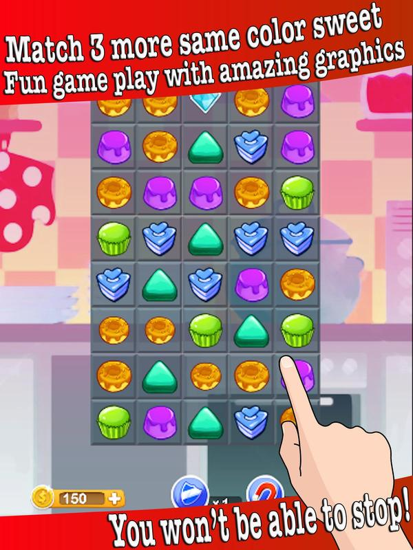 fruit jam and candy swipe game for android apk download