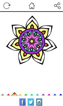 Mandala Coloring Book Vol. 2 screenshot 4