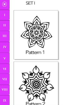 Mandala Coloring Book Vol. 2 screenshot 1