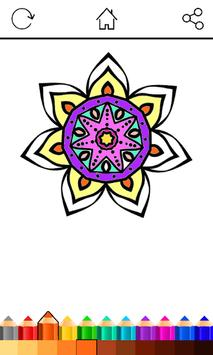 Mandala Coloring Book Vol. 2 screenshot 3