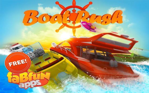 Boat Rush poster