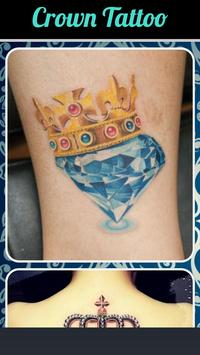 Crown Tattoo poster