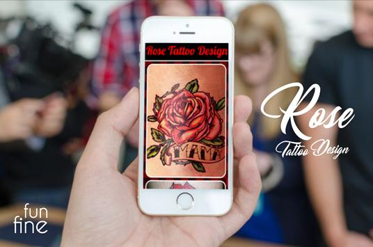 Rose Tattoo poster