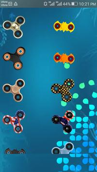 Fidget spinner new real simulator screenshot 2