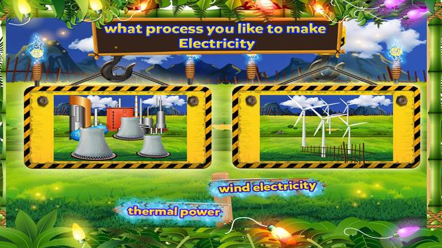 Wind Power House Electricity apk screenshot