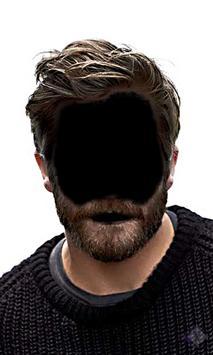 Men Hair Style Photo Montager apk screenshot