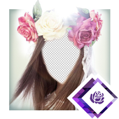 Bridal Flower Headband Montage icon