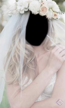 Bridal Flower Headband Montage screenshot 4