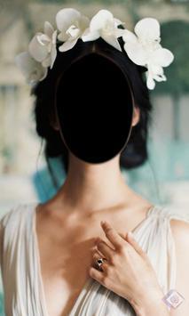 Bridal Flower Headband Montage screenshot 12