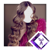 Hairstyles Long Hair Montage icon