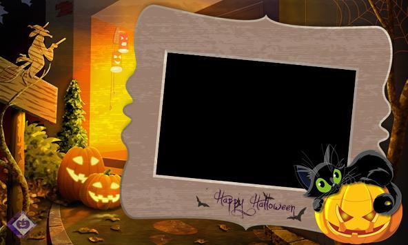 Halloween Photo Frame Maker apk screenshot