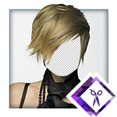 Short Hairstyles Salon Montage icon