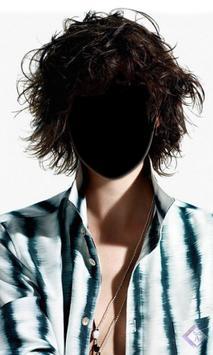 Short Hairstyles Salon Montage screenshot 1