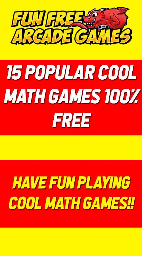 Fun Free Arcade Games - Cool Math Games for Android - APK