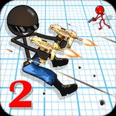 Sniper Shooter Stickman 2 Fury: Gun Shooting Games icon