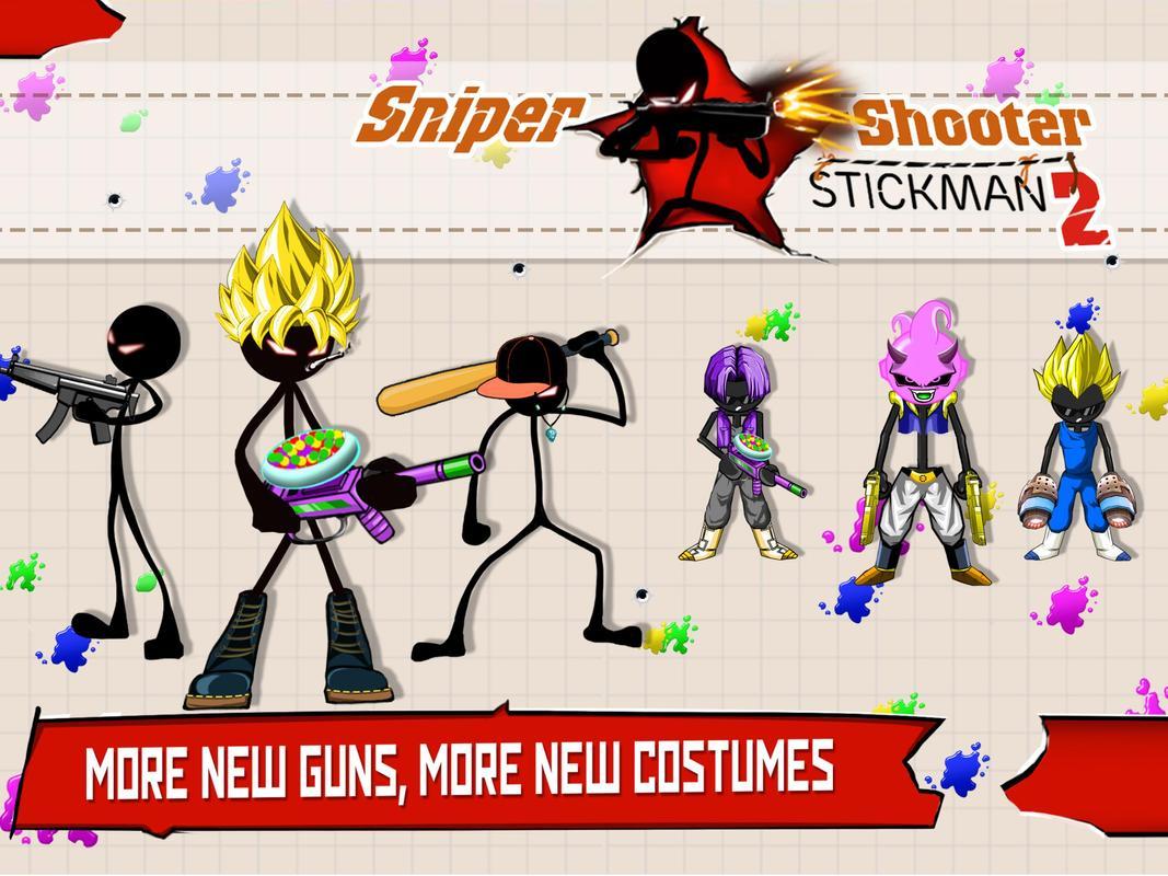 Stickman Games