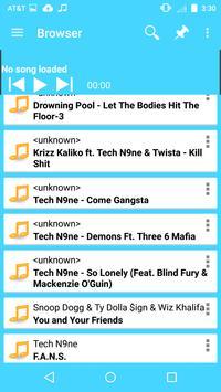 Musify - Free MP3 Player screenshot 1