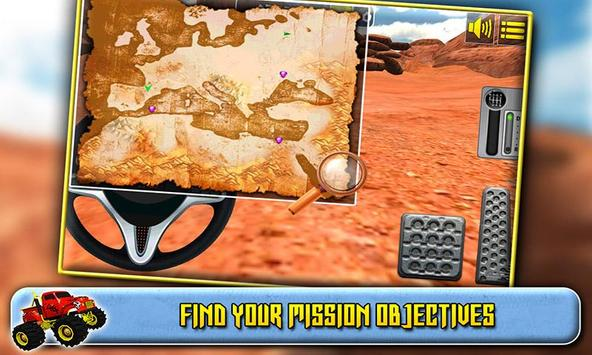 3D Monster Truck Driving screenshot 3