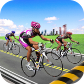 Bicycle Racing Simulation 2017 icon