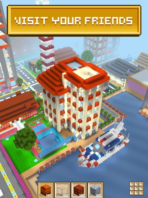 Block craft 3d simulador gr tis jogos de aventura apk for Simulador de casas 3d gratis