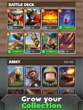 戦争ヒーローズ:無料マルチプレイヤーゲーム  (War Heroes) apk スクリーンショット