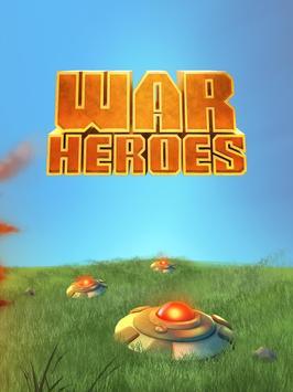 War Heroes: Clash in a Free Strategy Card Game apk screenshot