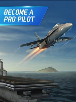 フライト パイロット シミュレーター 3D 無料 apk スクリーンショット