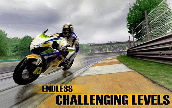 Real Traffic Moto Bike Racer poster