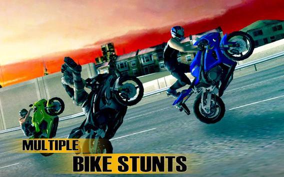 Real Traffic Moto Bike Racer apk screenshot