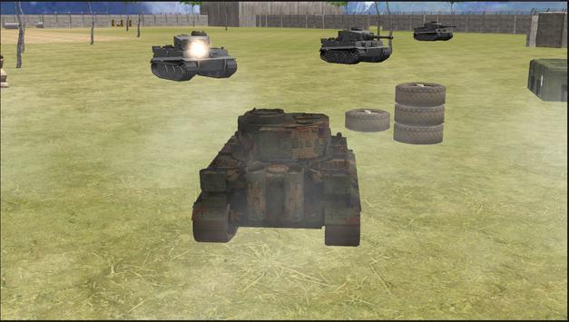 Tank War Battle Hero apk screenshot