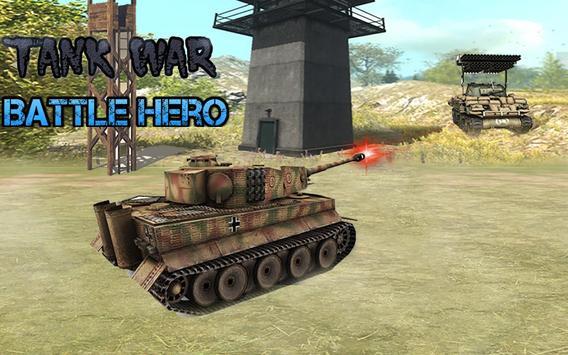 Tank War Battle Hero poster
