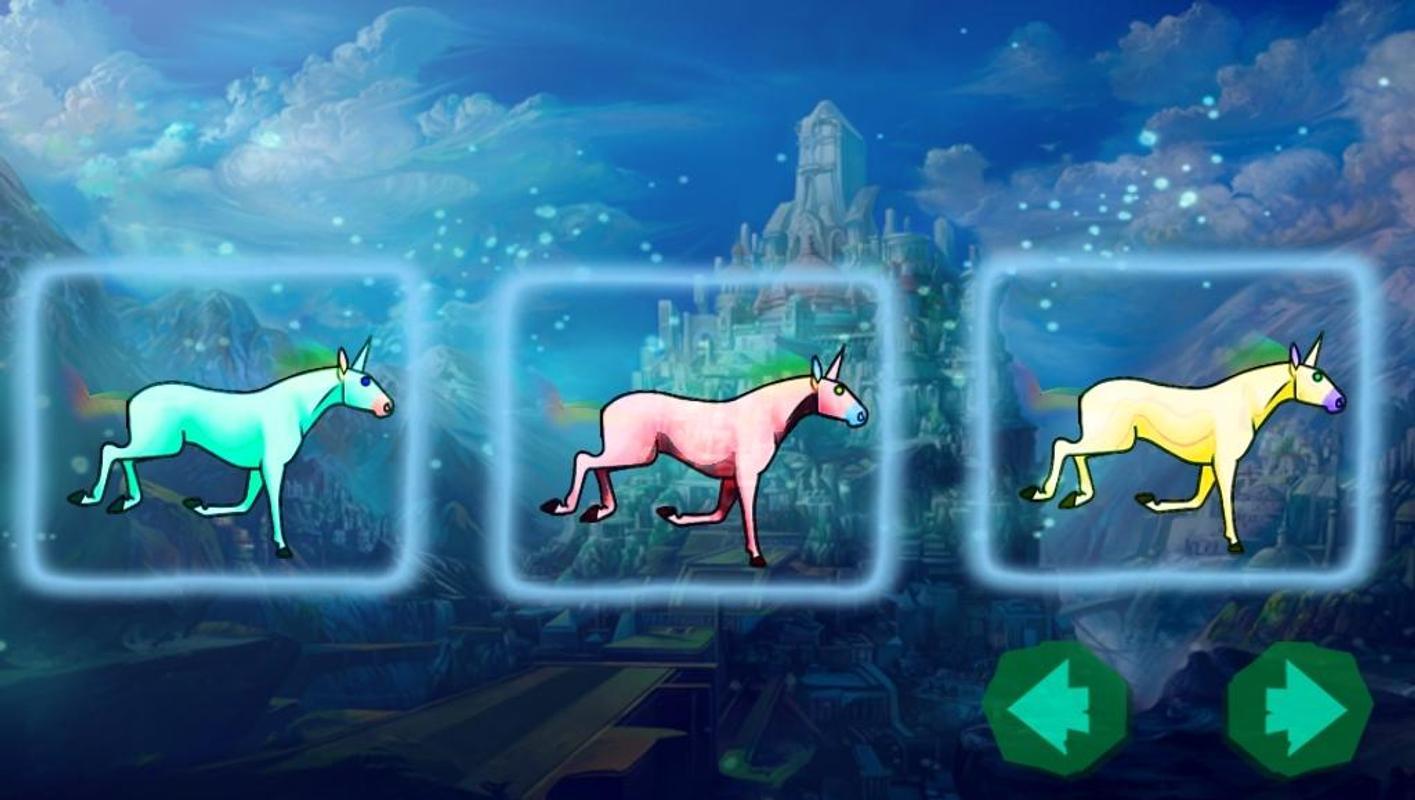 unicorn dash game