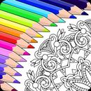 Colorfy: Раскраска антистресс - Игры бесплатно APK