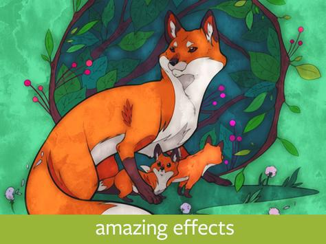 Colorfy: 大人のための塗り絵ゲーム - 無料曼荼羅アート apk スクリーンショット