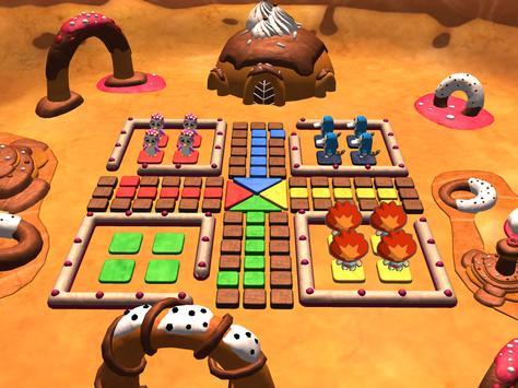 Ludo 3D Multiplayer apk स्क्रीनशॉट
