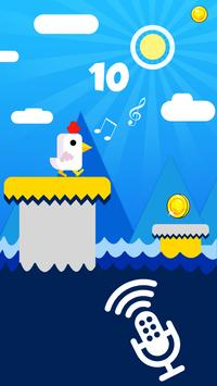 Super Chicken Scream Run 3 apk screenshot