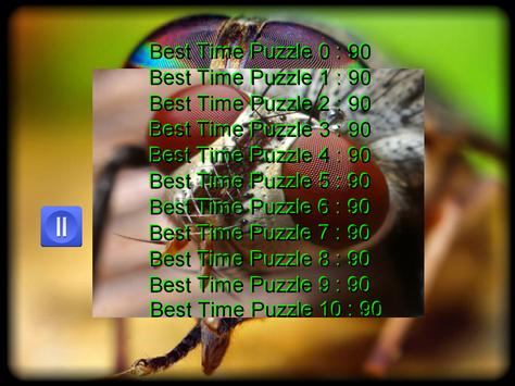 Puzzle Slider Macro Insects apk screenshot