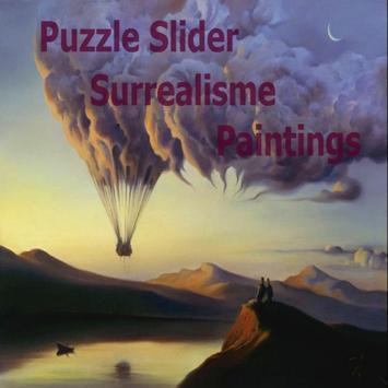 Puzzle Slider Surrealism poster