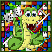 Snakes And Ladders : Saanp Seedi Game-3D icon