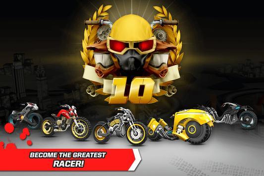 GX Racing poster