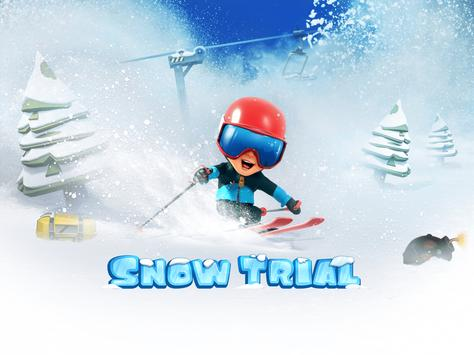 Snow Trial screenshot 20