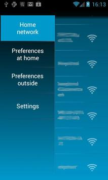 Home Settings poster