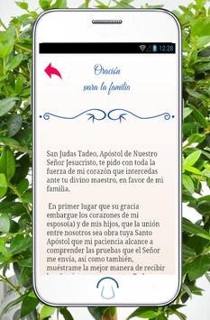 Novena a san Judas Tadeo apk screenshot